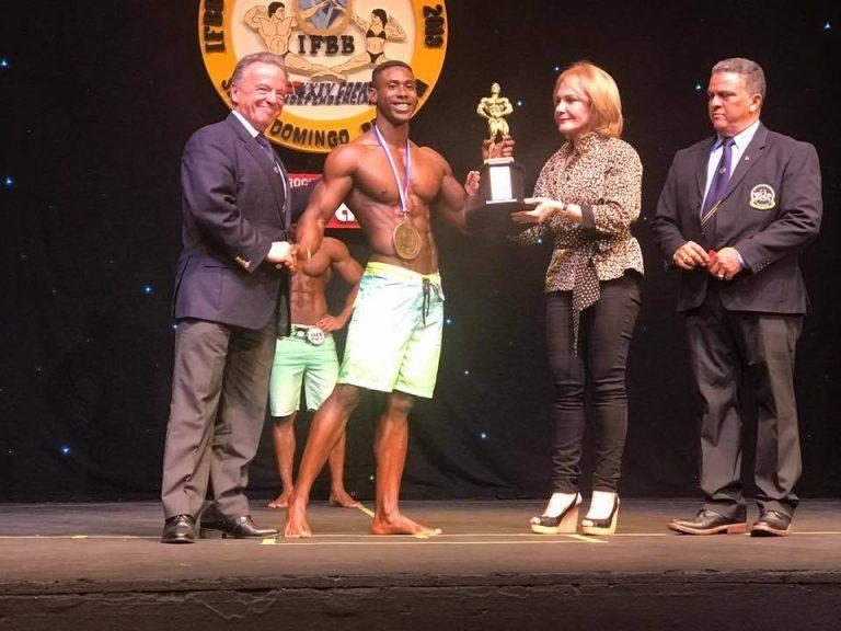 RESULTS: 2018 IFBB DIAMOND CUP CARIBE