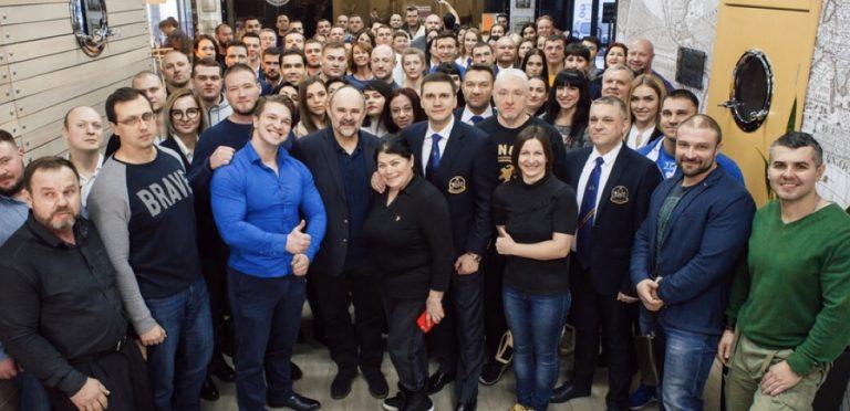 Judging seminar organized by IFBB's Pawel Filleborn – Ekaterinburg (Russia)
