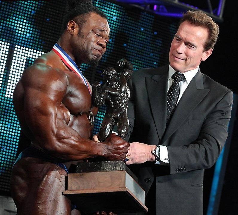 Arnold Classic 30th Anniversary: 2009-2013