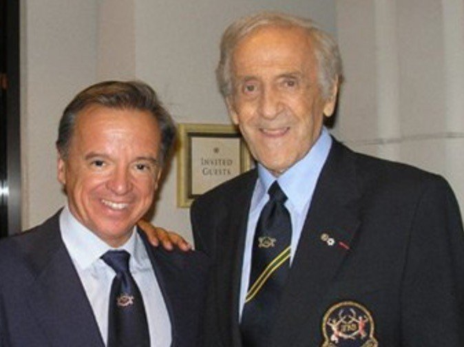 THE TRUTH: Ben Weider dedicated his life for the IFBB to earn Olympic Recognition