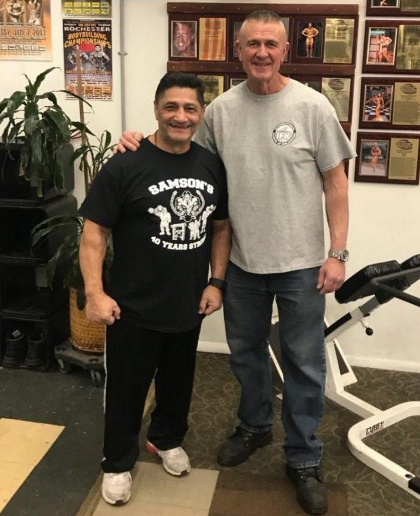 IFBB Physique America names Danny Padilla