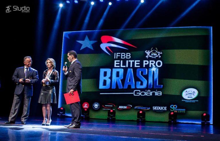 IFBB Elite Brazil Pro Show