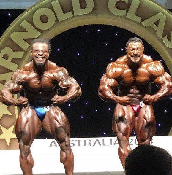 PHOTOS: 2018 Arnold Classic Australia