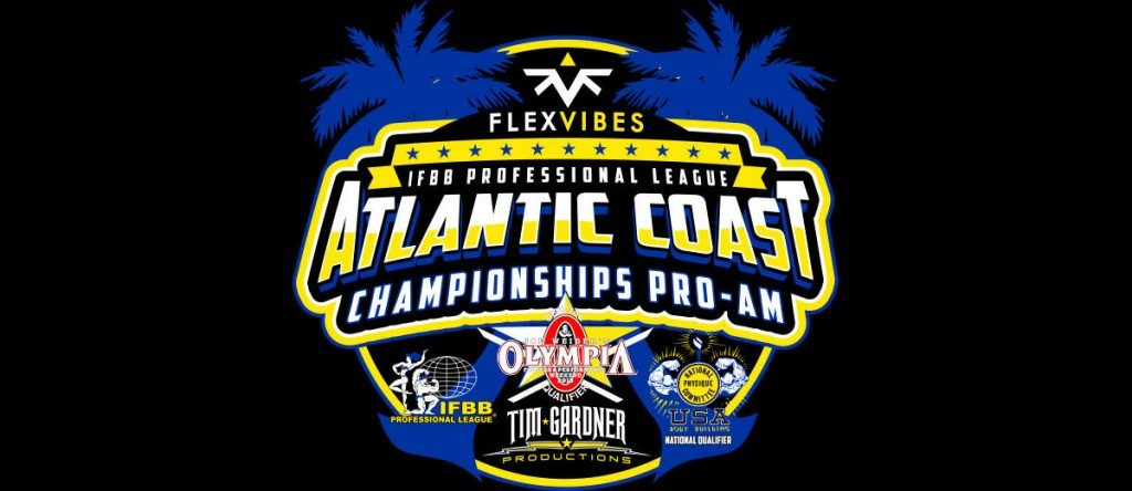 IFBB Pro League Results - 24 March 2018
