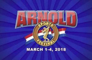 2018 Arnold Classic USA - Complete Coverage