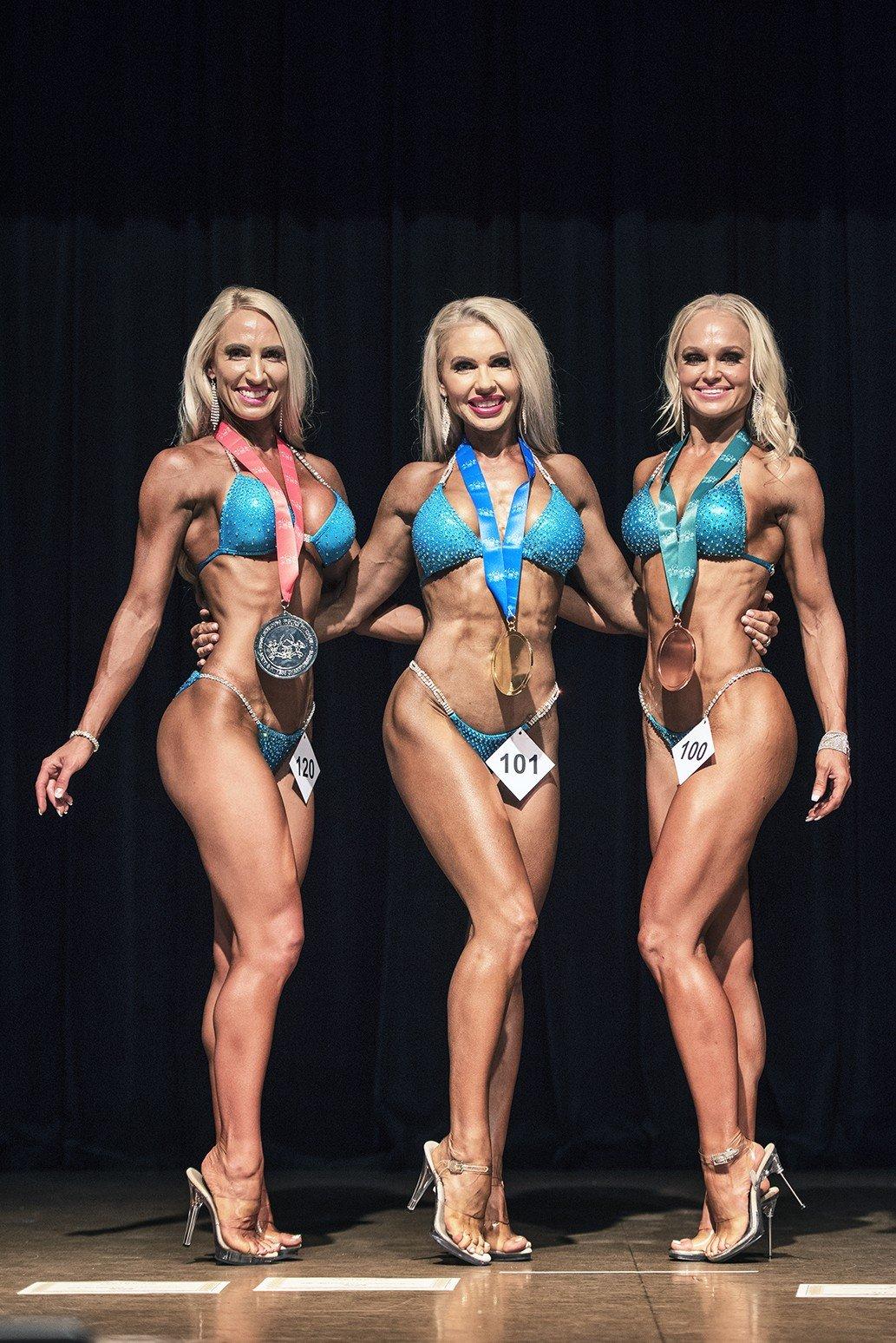 PHOTOS & VIDEO: 2018 IFBB Australasian Championships