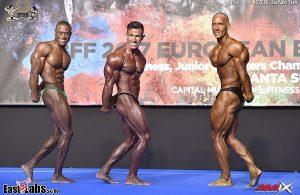 IFBB ELITE PRO: New weight limit