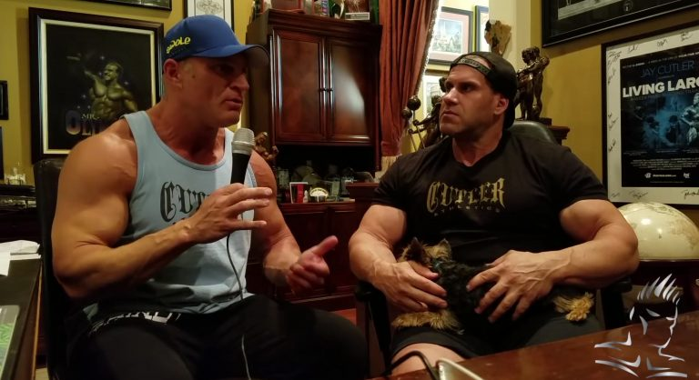 INDUSTRY NEWS: Jay Cutler and Dave Bourlet team up on Jay Cutler TV – Muscle Beach TV