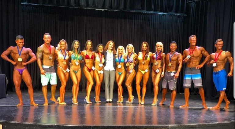 Successful IFBB Elite Pro Qualifiers