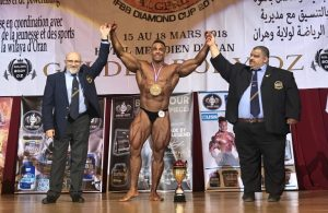 2018 IFBB Diamond Cup Algeria