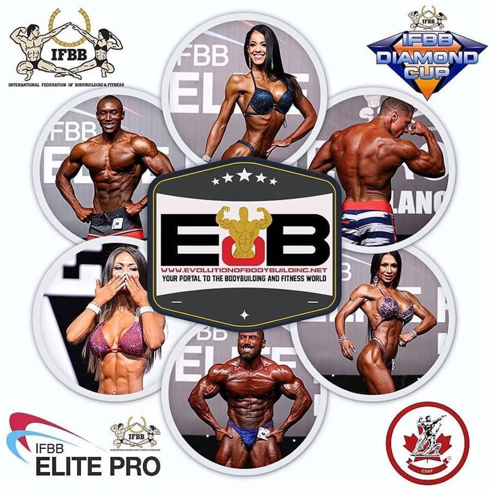IFBB Elite Pro Canada