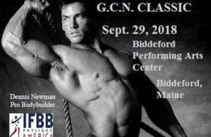 IFBB Physique America announces G.C.N. Classic