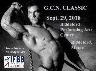 IFBB Physique America announces G.C.N. Classic