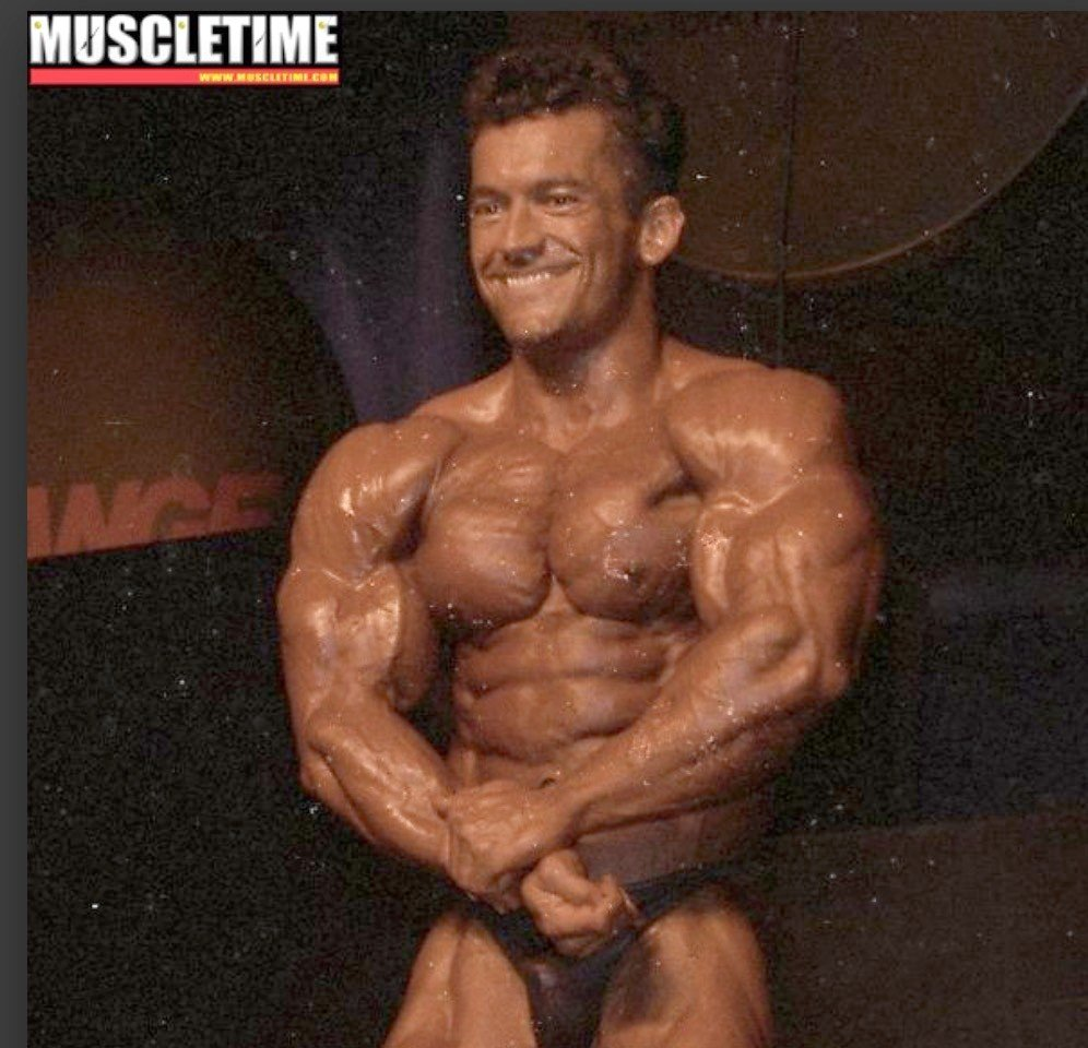 Lee Labrada 1992 Mr. Olympia