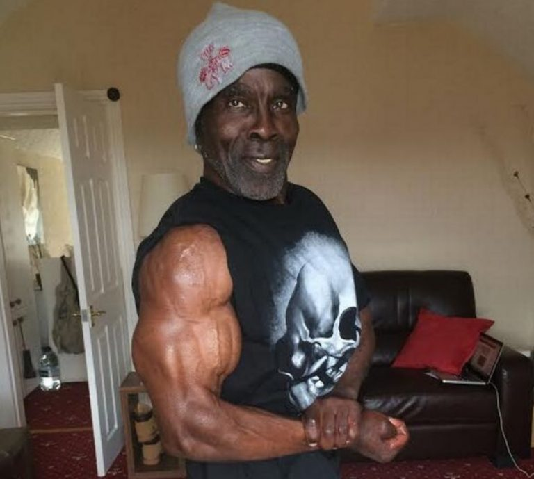 Bodybuilding legend Robby Robinson endorses IFBB Physique America