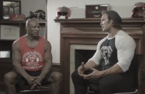 Ronnie Coleman talks