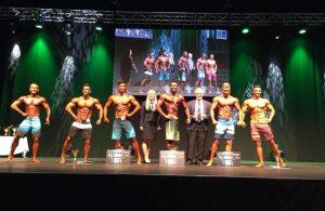 RESULTS/PHOTOS: 2018 IFBB Elite Pro - Slovakia