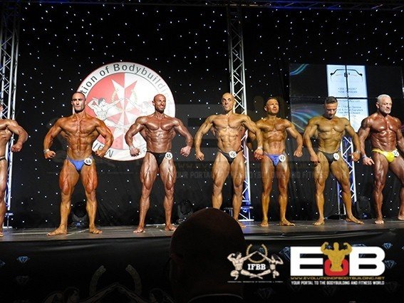 PHOTOS: 2018 IFBB Malta Federation of Bodybuilding & Fitness National Championships – Gallery 1