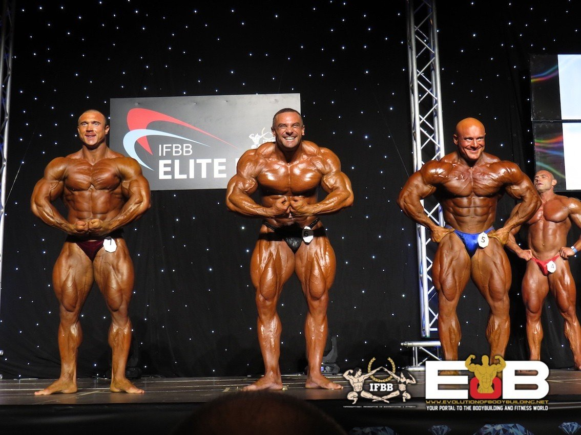 2018 IFBB Elite Pro Malta - Gallery 1