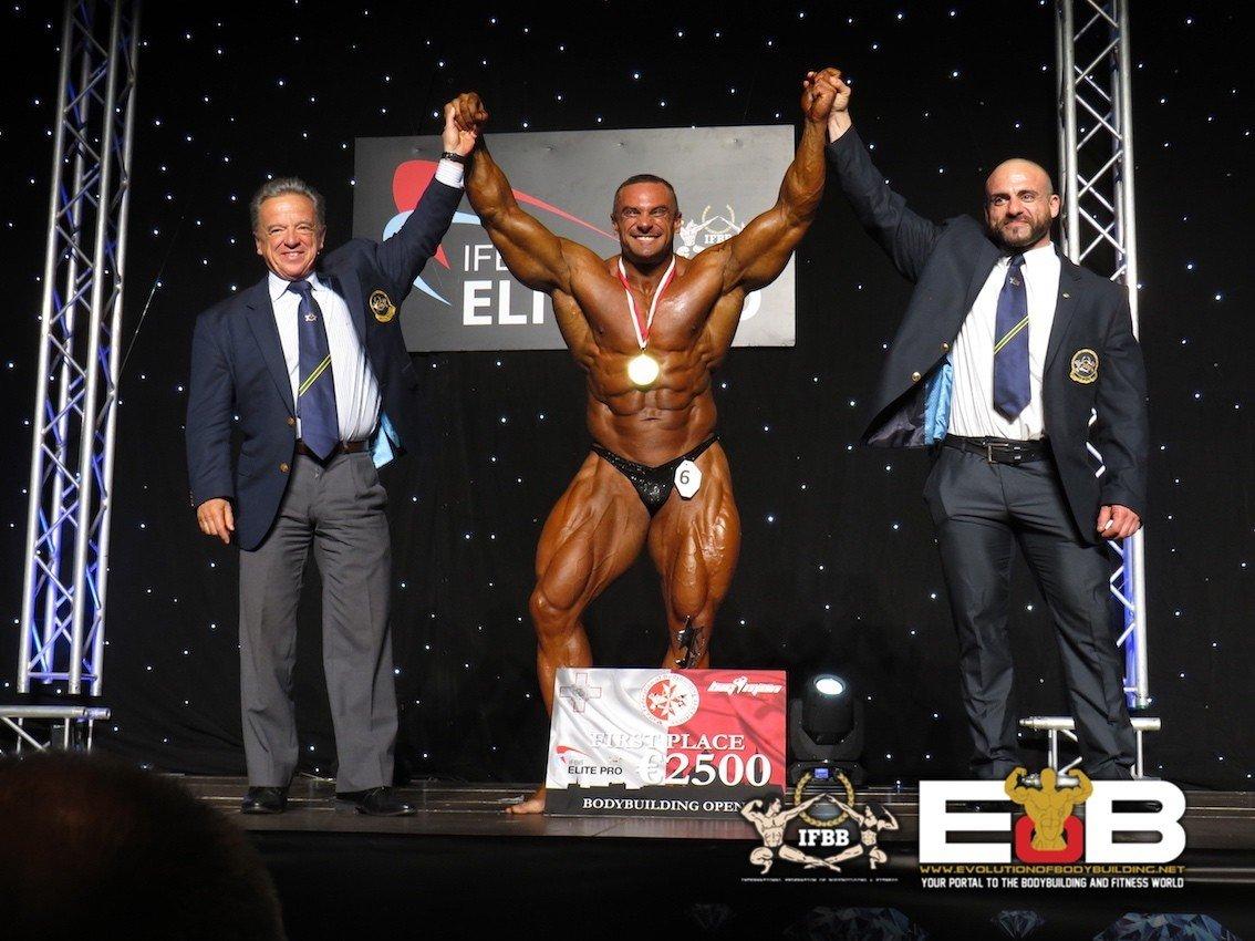 PHOTOS: 2018 IFBB Elite Pro Malta - Gallery 3