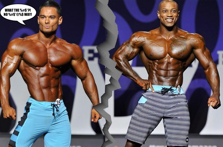jeremy buendia trades words with brandon hendrickson