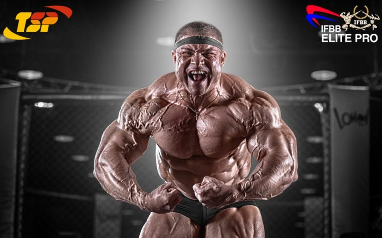 Vitaly Fateev joins the IFBB Elite Pro League