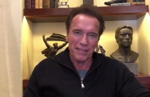 WATCH: Arnold Schwarzenegger's message