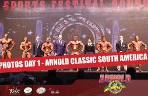 PHOTOS: 2018 Arnold Classic South