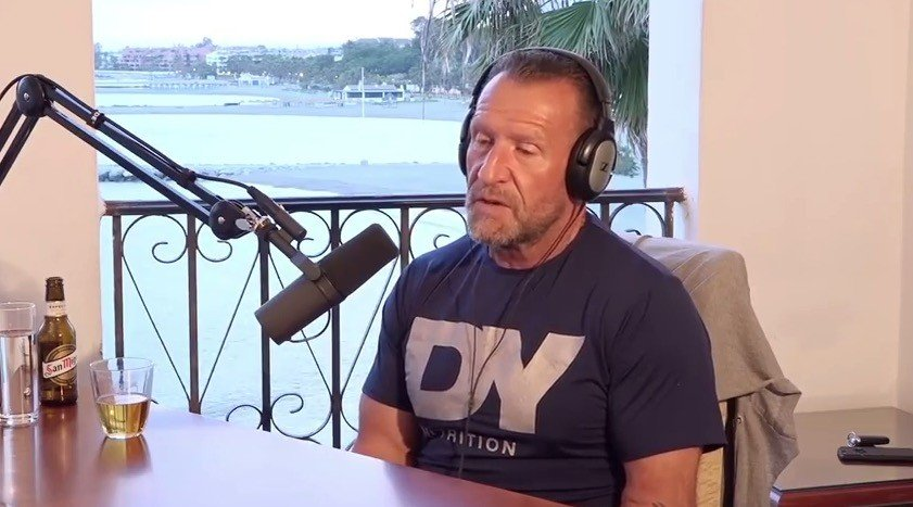 WATCH: Dorian Yates