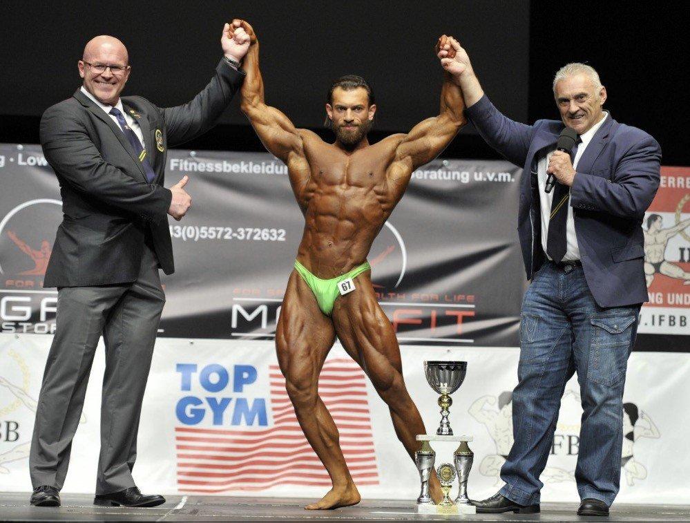 IFBB International Austrian Championships