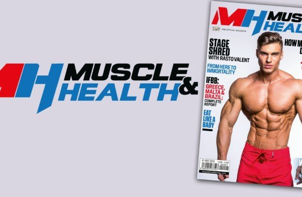 IFBB's official magazine