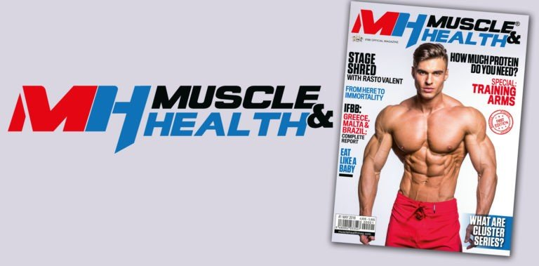 Muscle & Health – IFBB's official magazine for the athlete by the athlete