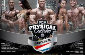 2018 PCA Benelux Open
