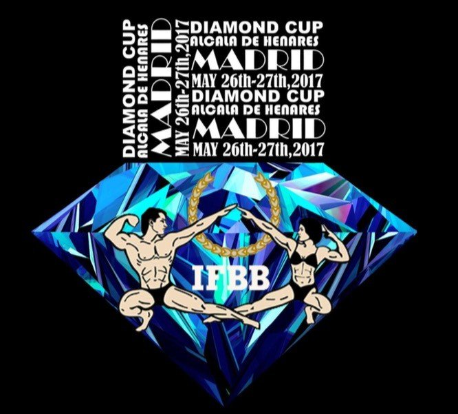 RUNNING ORDER: 2018 IFBB Diamond Cup Madrid