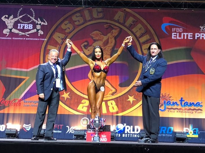 OFFICIAL RESULTS: 2018 Arnold Sports Festival Africa - Day 1 & 2