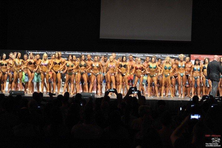 Bodybuilding Meets Opera – The 2018 Austrian International Championships