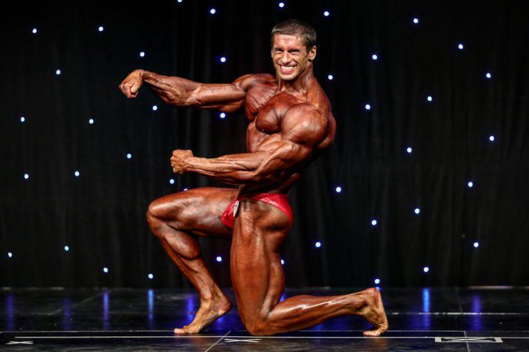 FEATURED ATHLETE: IFBB Elite Pro Deividas Dubinas