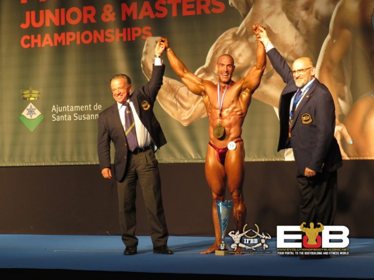 RESULTS: Day 1 – Spanish dominate first day of events at EBFF/IFBB European Championships