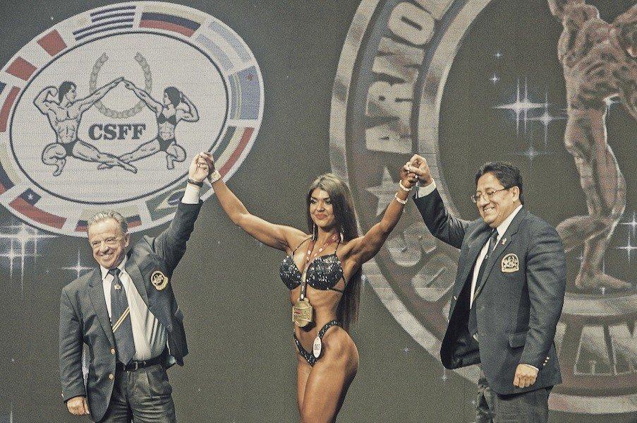 FBB Elite Pro Kristina Narbutaityte