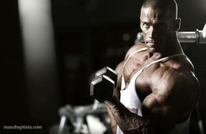 FEATURED ATHLETE: IFBB Elite Pro Rui Pedro Martins Baptista