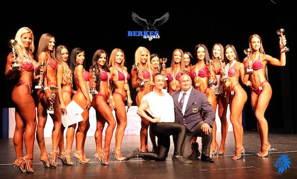 Fitbalance Berkes Team dominate