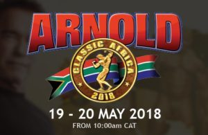 WATCH LIVE STREAMING: 2018 Arnold Sports Festival Africa