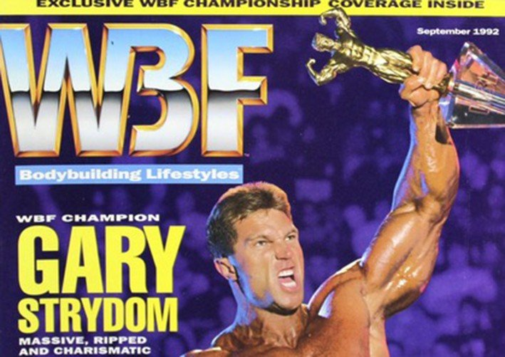 Gary Strydom talks about the WBF… the controversies, steroids and money