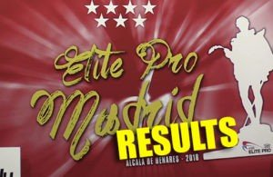 OFFICIAL RESULTS: 2018 IFBB Elite Pro - Madrid