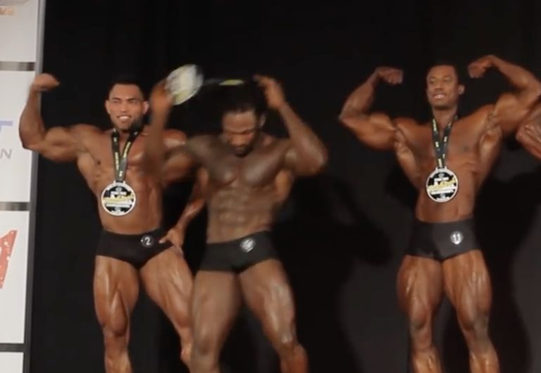 2018 Pittsburgh Pro Controversy: What did the IFBB Pro League do to discipline their athlete?