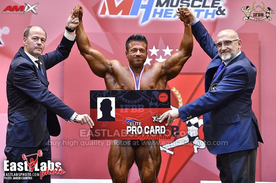 PHOTOS: 2018 IFBB Diamond Cup - Madrid