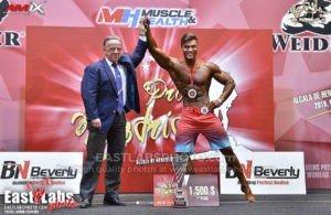 Dmytro Horobets wins
