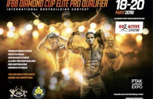 OFFICIAL RESULTS: 2018 IFBB Diamond Cup Poland - Elite Pro Qualifier