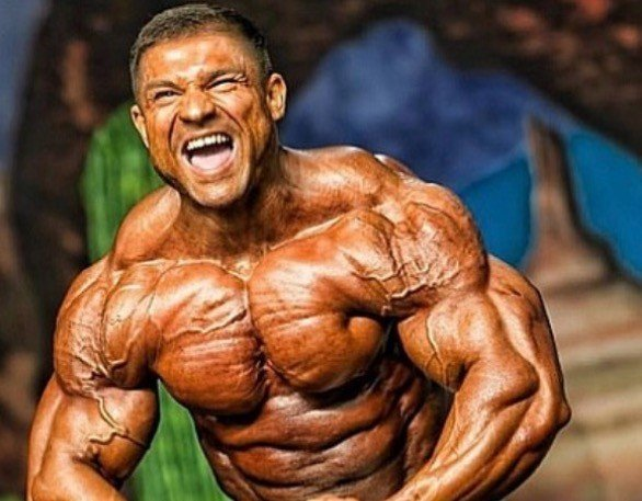 FEATURED ATHLETE: IFBB Elite Pro Vitaly Fateev