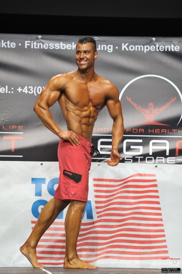 REVIEW: International Austrian Championships 2018 – Juniors and Masters Physique